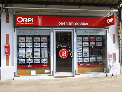 Agence Orpi Jouen Immobilier