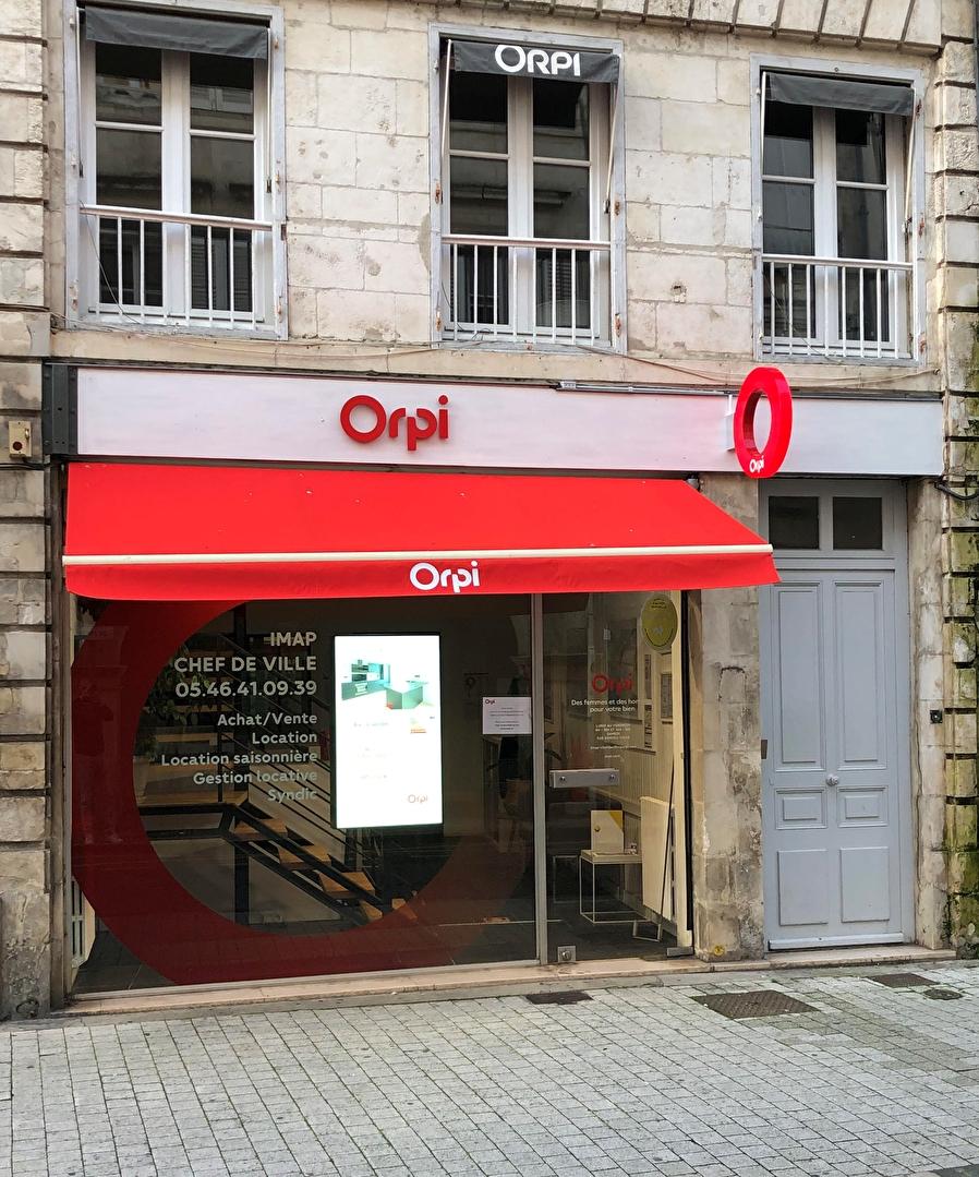 Agence Orpi Imap Chef de Ville