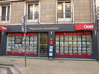 Agence Orpi Maincent Immobilier