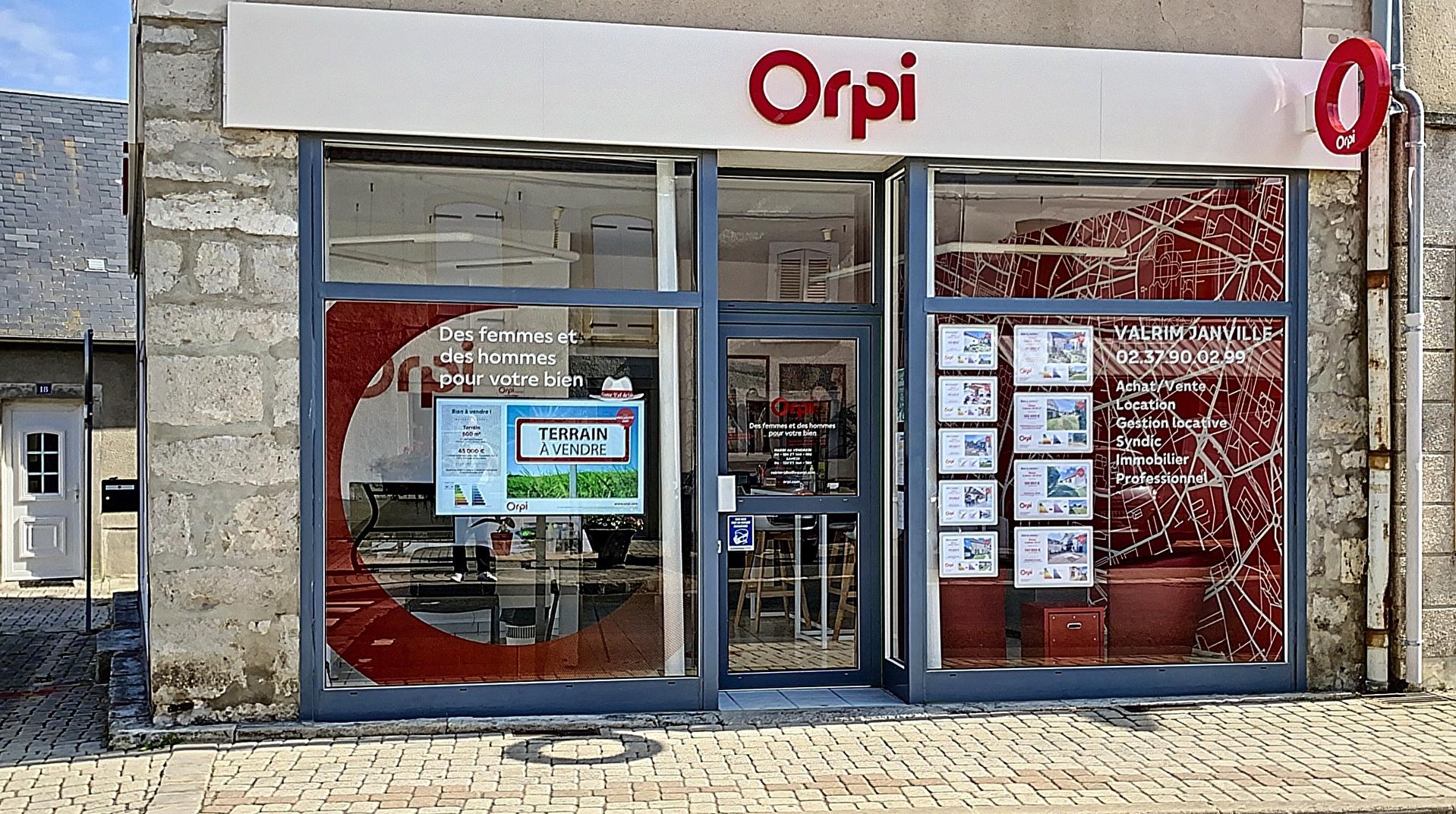 Agence Orpi Valrim Janville