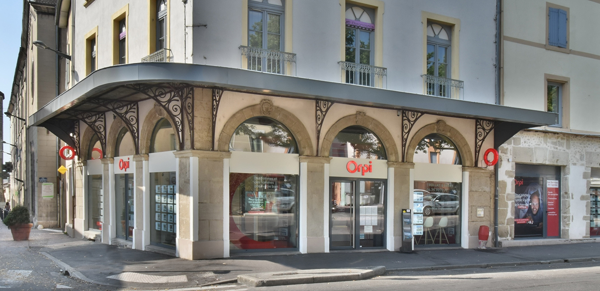 Agence Orpi Trollat  et  Berry Immobilier